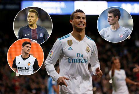 Ronaldo đích thân tiến cử 3 ngôi sao Real cần mua ngay để bắt kịp Barcelona
