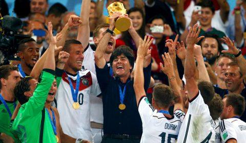 8 ứng cử viên nặng ký nhất cho chức vô địch World Cup 2018 trong mắt nhà cái