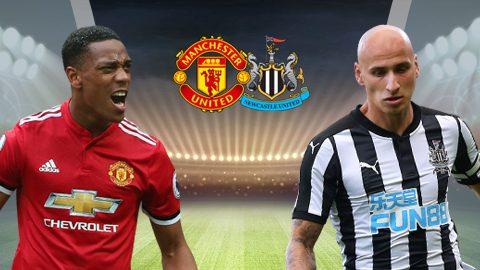 Man Utd vs Newcastle, 00h30 ngày 19/11: Phơi xác tại nhà hát