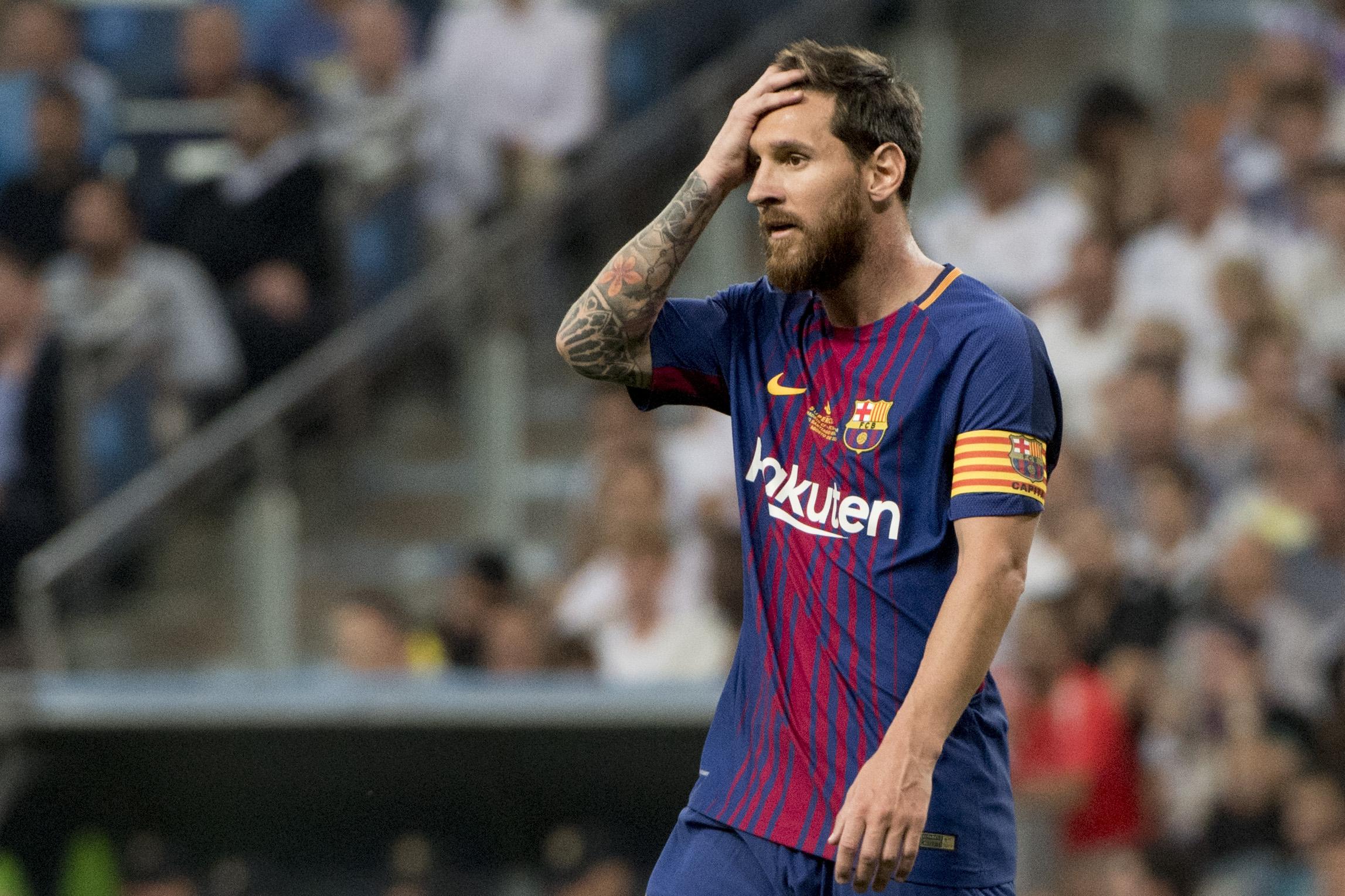 """Messi 3 tháng đá… 1980 phút, nguy cơ """"cạn pin"""" trước thềm Siêu kinh điển"""
