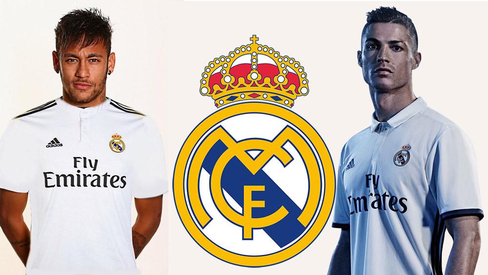 Ronaldo sa sút không thể cứu vãn, Real Madrid quyết nổ bom tấn Neymar ngay mùa đông để thay thế