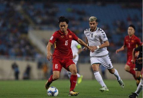 Hòa may mắn trong ngày ra mắt HLV Park Hang Seo, Tuyển VN chính thức giành vé dự VCK Asian Cup 2019