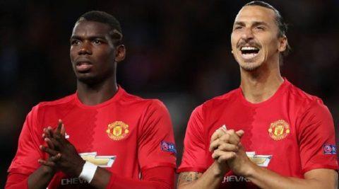 """Ibrahimovic, Pogba trở lại nhưng Mourinho cũng đang có """"món quà"""" khác đáng mừng không kém"""