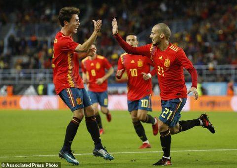 Dàn sao thượng thặng phô diễn đẳng cấp, Tây Ban Nha hủy diệt đội bóng của Keylor Navas