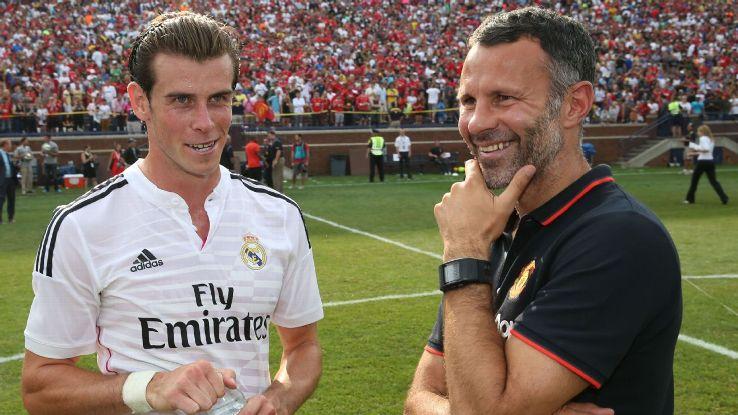 Vừa tới Việt Nam Ryan Giggs đã nhận tin vui từ quê nhà, chuẩn bị làm sếp mới của Gareth Bale