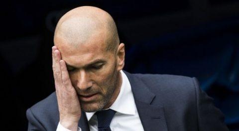 """Real sa sút thảm hại, Chủ tịch Perez chuẩn bị """"trảm"""" Zidane, thay thế bằng cái tên không ai ngờ tới"""