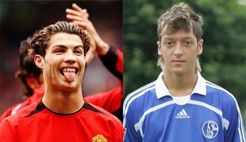 """Top 10 kiểu tóc """"xấu đến phát hờn"""" của các ngôi sao bóng đá mà không bao giờ họ muốn nhìn lại dù chỉ một lần"""
