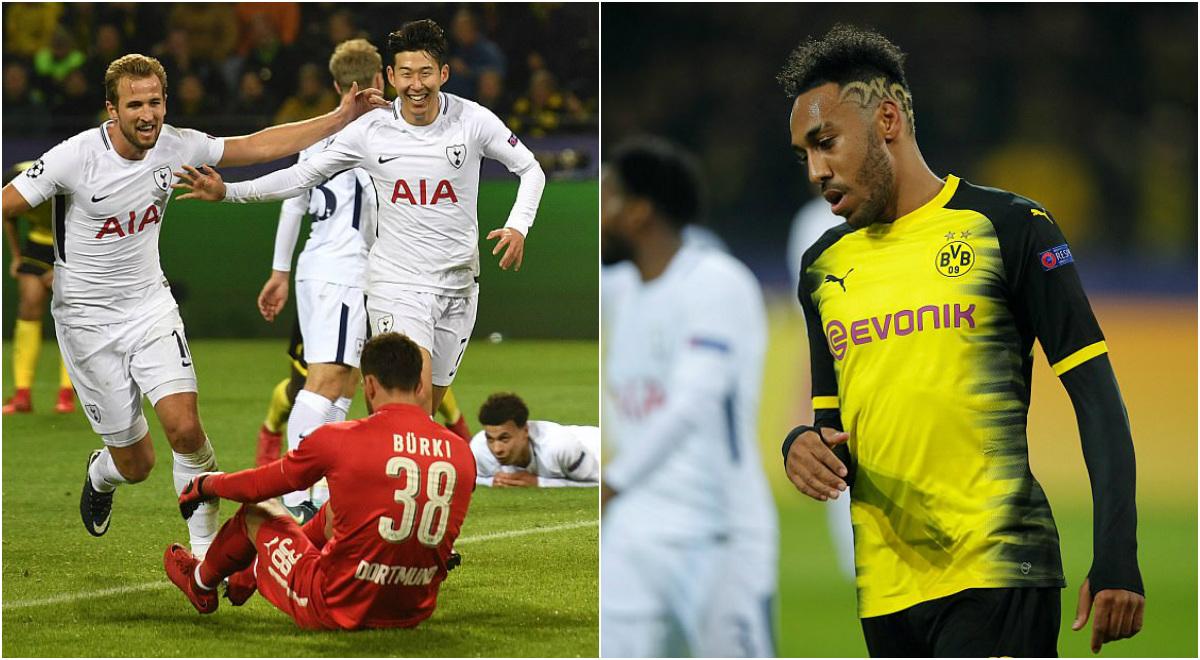 Thua ngược đau đớn Tottenham ngay trên sân nhà, Dortmund cúi đầu rời Champions League ngay từ vòng bảng