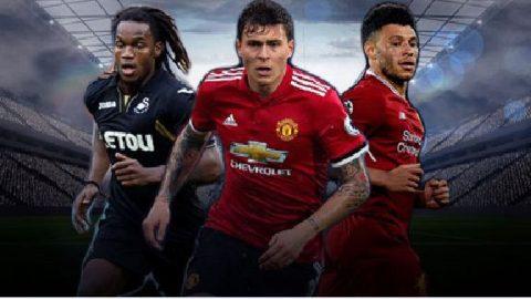 """TOP 10 tân binh gây thất vọng nhất Premier League mùa này: Gọi tên Lindelof và """"Tù trưởng"""" Chamberlain"""