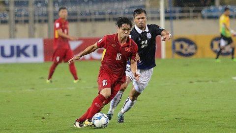 """Trước trận quyết đấu Jordan, """"thuyền trưởng mới"""" của Campuchia vẫn ám ảnh vì trận thua bẽ bàng trước Việt Nam"""