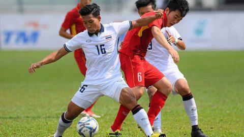 FAT bất ngờ đổi bảng đấu giải M-150 Cup, U23 Việt Nam chưa thể tái ngộ Thái Lan