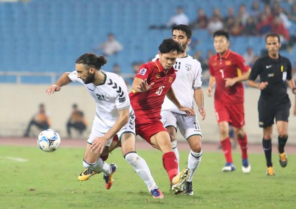 Phân nhóm chia bảng Asian Cup 2019: Việt Nam khó thoát bảng 'tử thần'