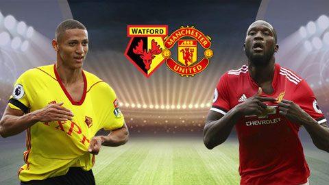 Watford vs Man Utd, 03h00 ngày 29/11: Quỷ đỏ sa lầy