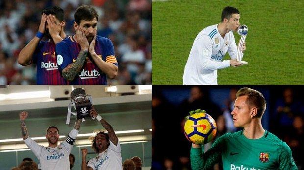 Barca và Real đã khác biệt ra sao so với trận El Clasico gần nhất?