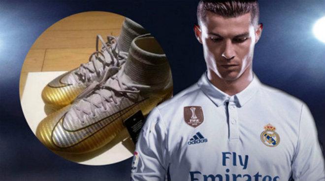 Thêm bằng chứng Ronaldo sẽ giành danh hiệu Quả bóng vàng 2017