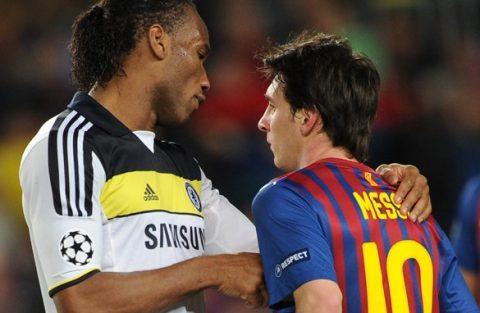 Messi và 8 lần từng khóc thét trước hàng phòng ngự Chelsea