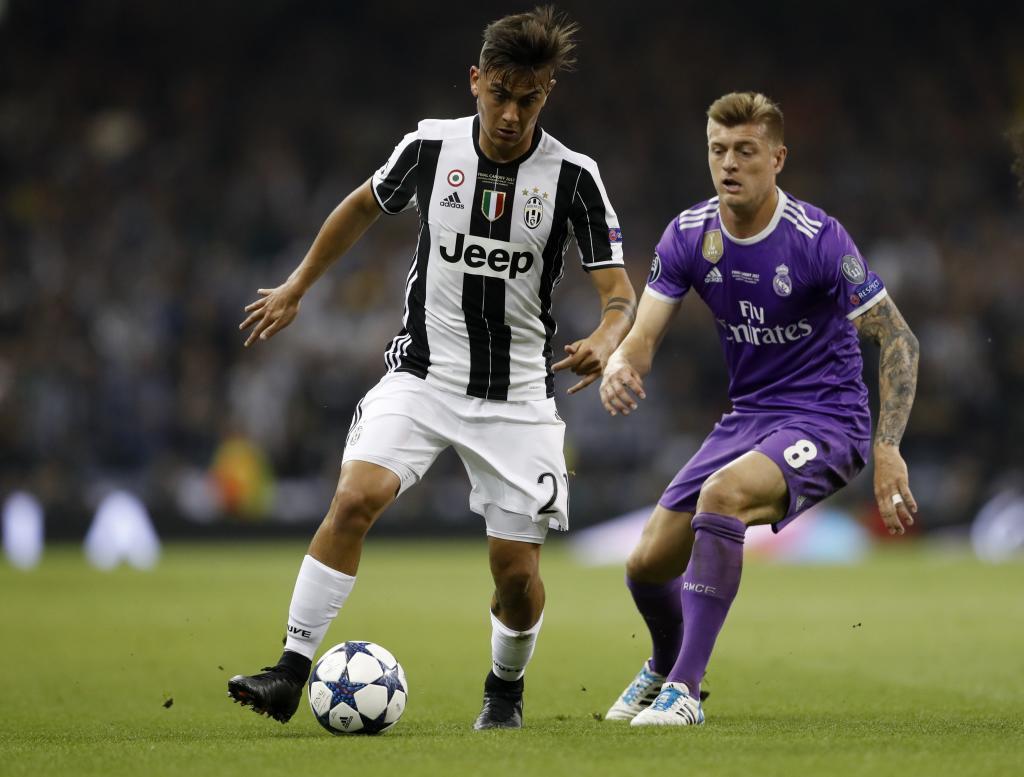 NÓNG: Real chính thức đưa ra đề nghị đổi Kroos lấy Dybala từ Juve khiến Fan vô cùng phẫn nộ
