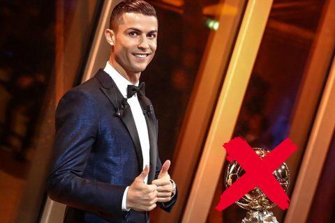 Phe của Messi cay cú, đưa ra hàng vạn lý do Ronaldo không xứng đáng giành Quả bóng vàng 2017