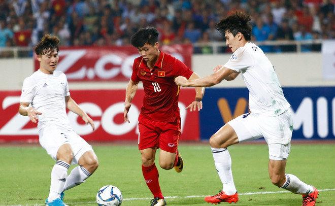 NÓNG: K+ sẽ độc quyền phát sóng giải giao hữu của U23 Việt Nam tại Thái Lan
