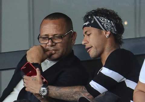 NÓNG: Cha của Neymar dùng bữa với Perez, chuẩn bị kích nổ bom tấn 250 triệu euro?