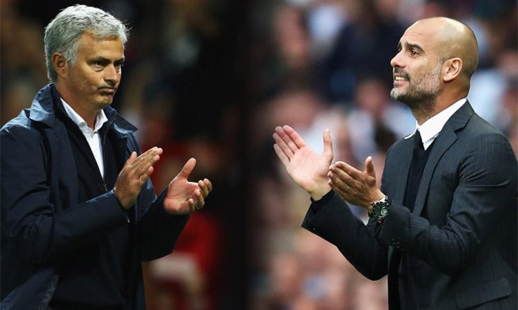 """Ngự trị trên đỉnh Premier League, Pep tiếp tục quay sang chê triết lí bóng đá """"tù tội"""" của Mourinho?"""