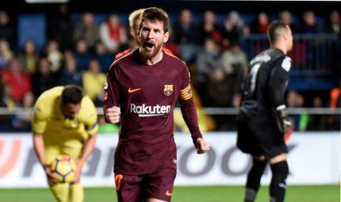 Phá lưới Villarreal, Messi san bằng kỷ lục ghi bàn khó tin của huyền thoại Gerd Mueller