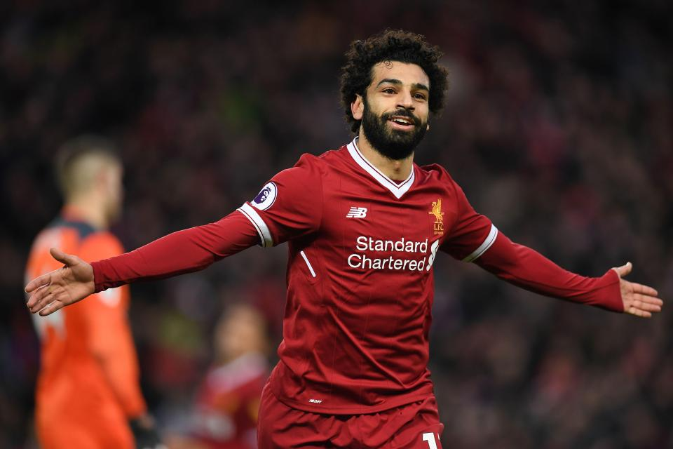 Chỉ cần ghi thêm 1 bàn thắng nữa, Salah sẽ khiến Liverpool mất khối tiền