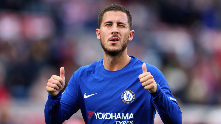 Lập cú đúp giúp Chelsea giành chiến thắng, Hazard vẫn khiến Conte phiền lòng