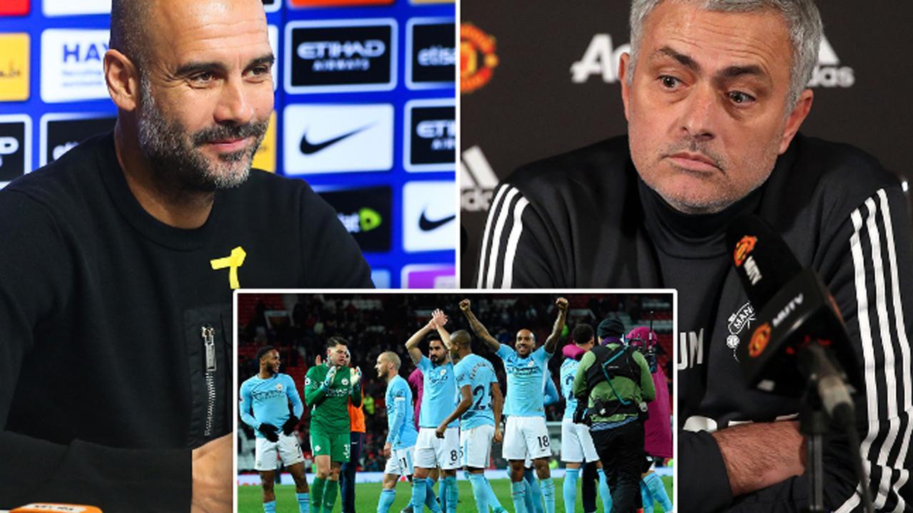 Pep bất ngờ lên tiếng xin lỗi M.U; Mourinho 'dỗi', dừng họp báo chỉ sau 6 phút