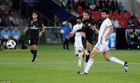 Ronaldo lập siêu kỷ lục, đưa Real vào chung kết FIFA Club World Cup 2017