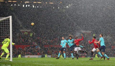 ĐIỂM NHẤN sau trận M.U 1-0 Bournemouth: Lukaku đã 'thông nòng', người hùng vẫn là De Gea
