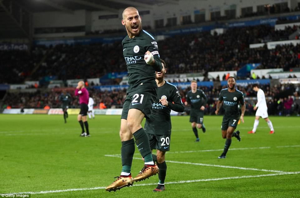 Bẻ cánh Thiên Nga đen, Man City lập siêu kỷ lục, hủy hoại hy vọng của phần còn lại Premier League