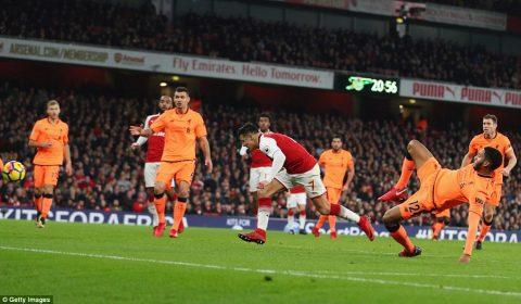 Kết quả Arsenal vs Liverpool: Đại tiệc 6 bàn thắng, kịch bản điên rồ không tưởng