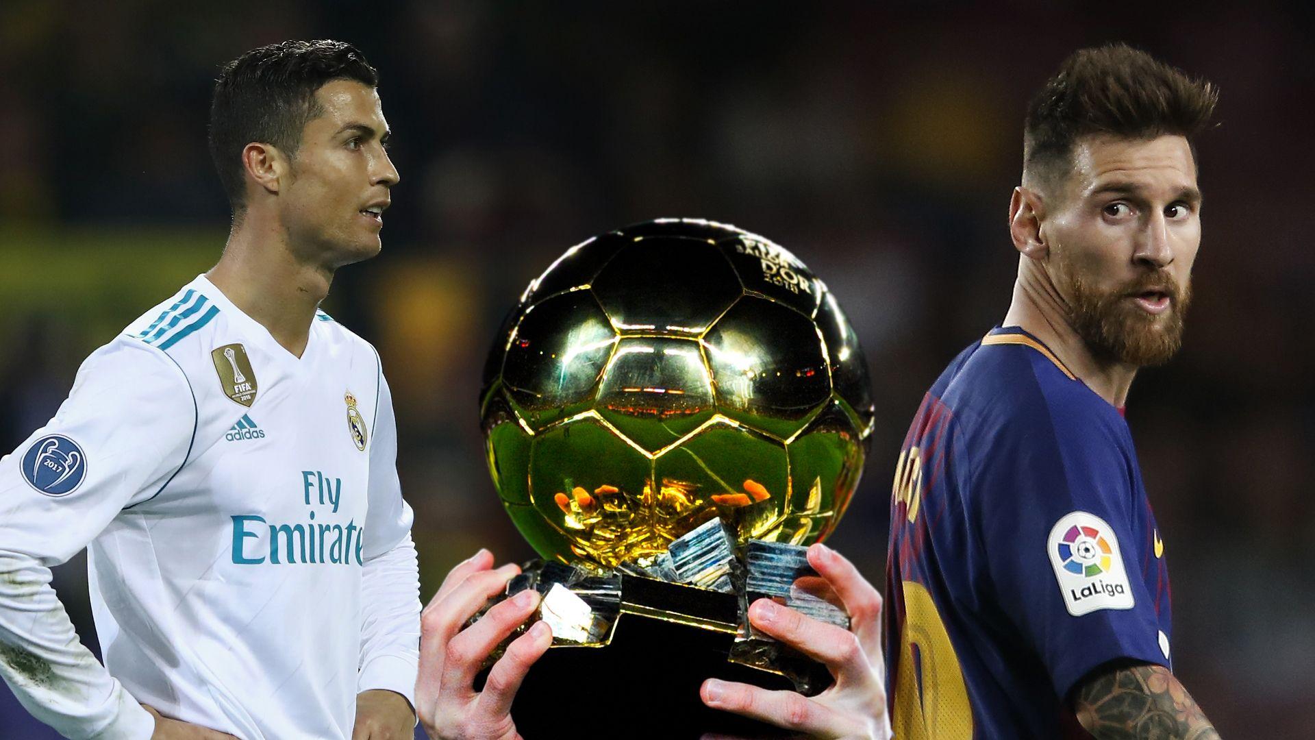 Ronaldo giành Quả bóng vàng 2017: Trong lịch sử, anh vĩ đại cỡ nào?