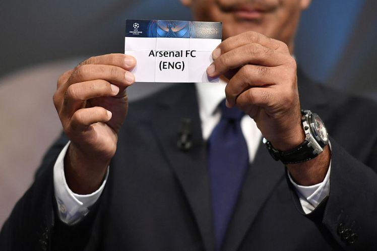 Kết quả bốc thăm vòng 1/16 Europa League: Quá nhiều bất ngờ