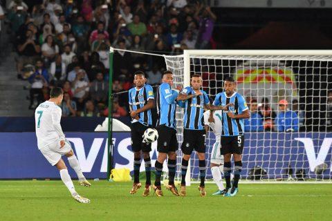 CHÙM ẢNH: Ronaldo chói sáng rực rỡ giúp Real lập 2 siêu kỷ lục ở đấu trường FIFA Club World Cup