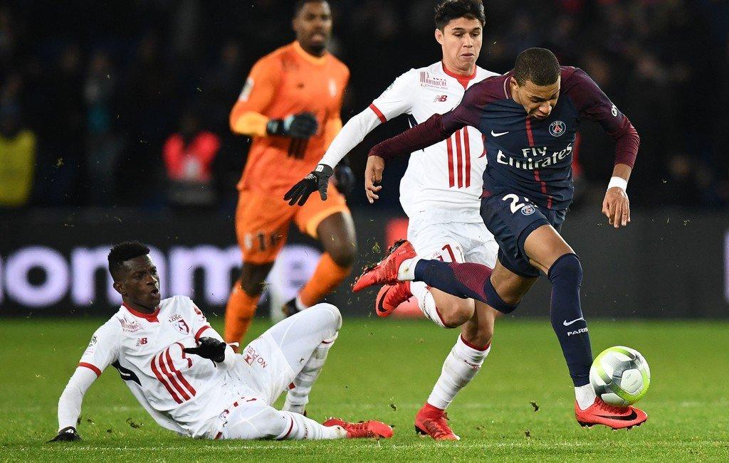 Mbappe bứt tốc thần thánh ghi bàn, PSG hạ gục Lille, tiếp tục thống trị Ligue 1
