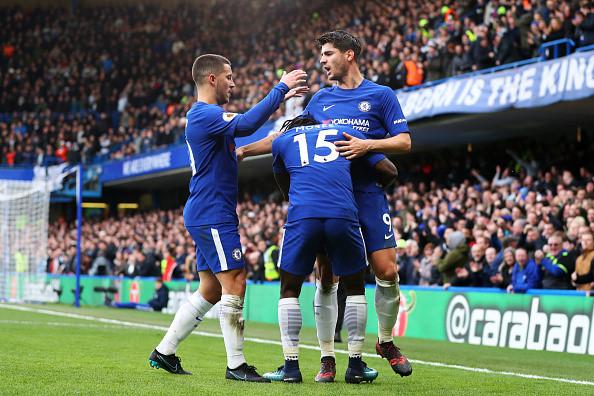 'Siêu nhân' Hazard, 'đầu Vàng' Morata cùng nhau tỏa sáng, Chelsea ngược dòng ấn tượng hạ Newcastle