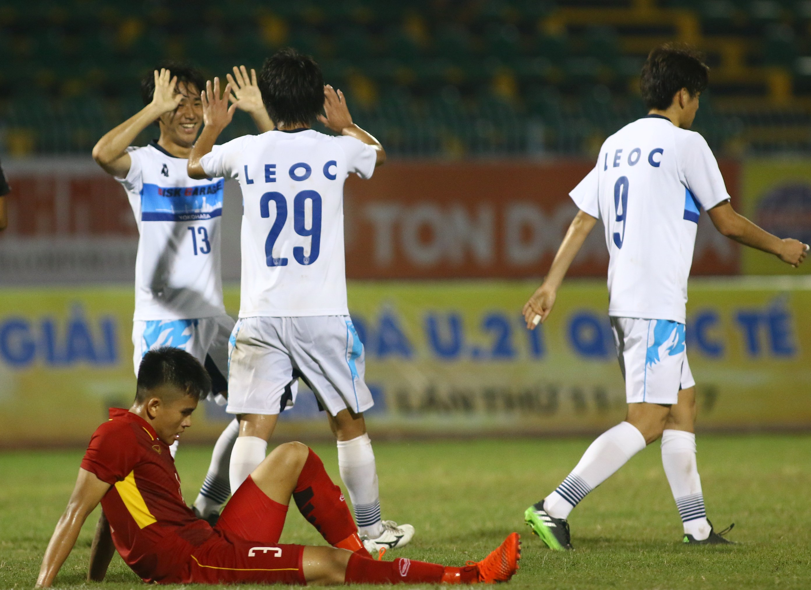 Đẳng cấp chênh lệch, U19 Việt Nam không thể tạo bất ngờ trước ĐKVĐ U21 Yokohama