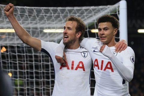 """Harry Kane lập Hattrick """"thần thánh""""; Tottenham nhấn chìm Burnley trở lại top 5 trên BXH"""