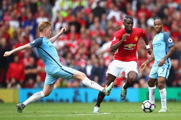 Pogba và những sự vắng mặt đáng tiếc tại Derby Manchester