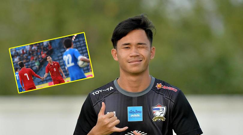 Cầu thủ U23 Thái Lan: 'Việt Nam chẳng có gì đáng sợ'