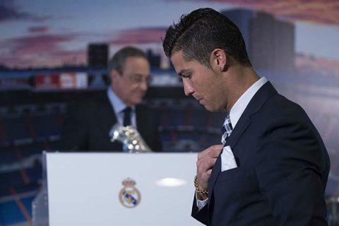 """Real đại loạn: Ronaldo từ mặt Perez, muốn chuộc thân với giá """"bèo"""""""