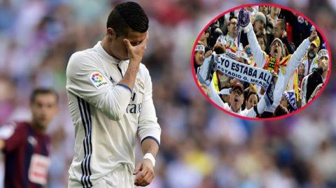 KHÓ TIN: Trong mắt fan Real, Ronaldo vẫn không phải cầu thủ vĩ đại nhất lịch sử CLB