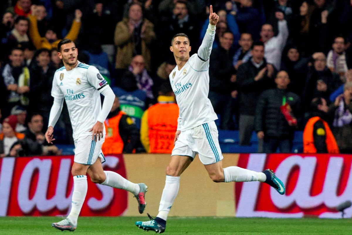 Ronaldo lập thêm kỷ lục vô tiền khoáng hậu, Real cùng Dortmund tạo nên bữa tiệc bàn thắng mãn nhãn