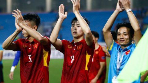 U23 Việt Nam và những trận đấu đáng quên trong năm 2017