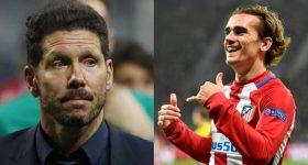 NÓNG: HLV Simeone khẳng định Griezmann sẽ chia tay Atletico để tới đội bóng này với mức giá kỷ lục