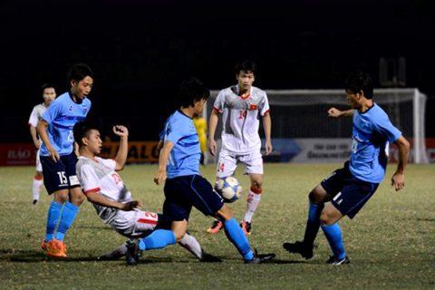 Kết quả U21 Việt Nam vs U21 Yokohama: Bàn thua phút cuối và tấm thẻ đỏ cay đắng