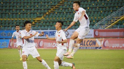 """U19 Việt Nam vs U21 Việt Nam, 18h30 ngày 18/12: """"Đàn em"""" khó vượt đàn anh"""