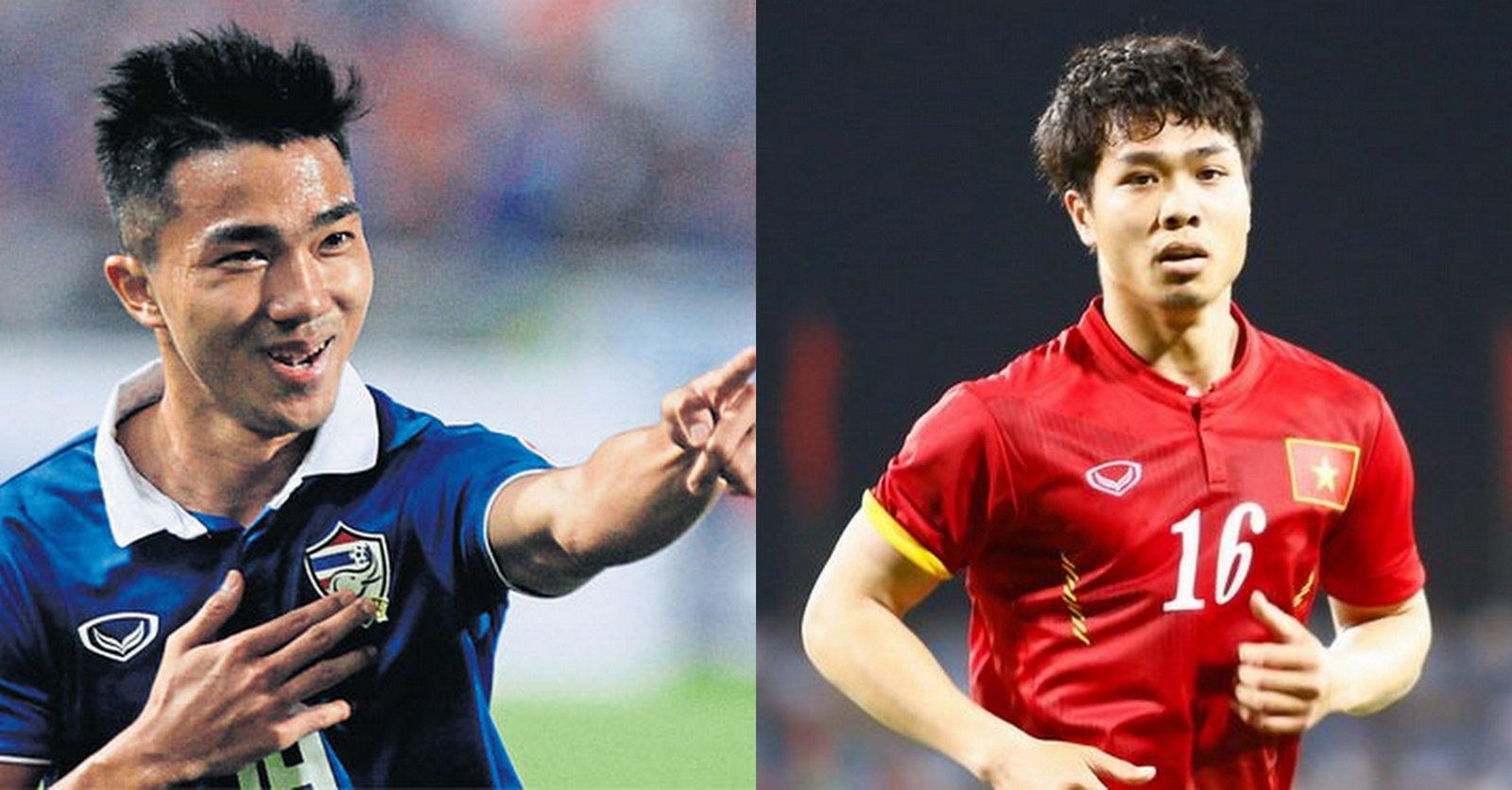 Cầu thủ Việt Nam và Thái Lan được định giá bao nhiêu trên thế giới?